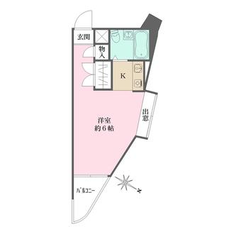 プレステージ東武練馬の間取図