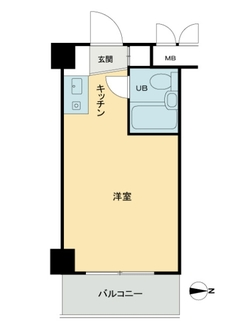 TOP稲城の間取図