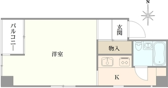 ニューシャルム金沢文庫の間取図