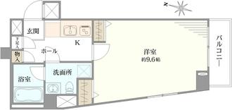 ガラ・ステージ高円寺の間取図