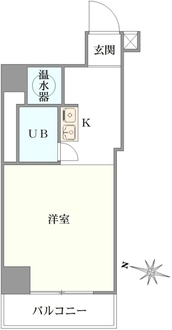 東海西神田マンションの間取図