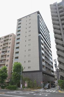 コンシェリア東京<IRIYA STATION FRONT>の外観