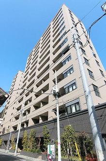 ザ・パークハウス上野の外観