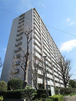 新松戸南パークハウスの外観
