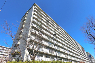 新松戸中央パークハウスの外観