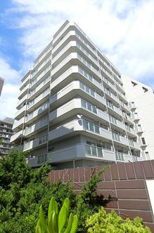 コスモ松戸ステーションスクエアの外観