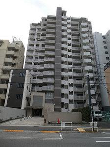パークハウス新宿若松町の外観