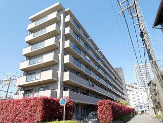 プランヴェール東神奈川の外観