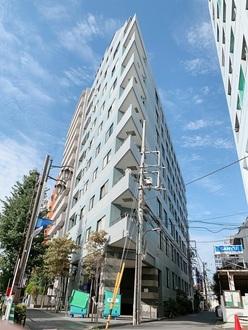 ヴィア・シテラ新宿の外観