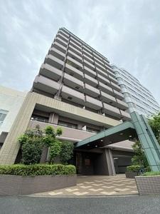 レジェンド西早稲田フォレストタワーの外観