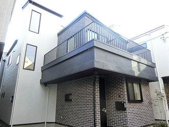 新築分譲住宅 ーPLAN:Eーの外観