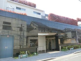 パークハウス世田谷松原の外観