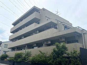 ライオンズマンション町田中町の外観