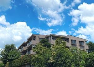 藤和ライブタウン百合ヶ丘II1号棟の外観