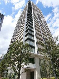 ブリリアザ・タワー東京八重洲アベニューの外観