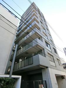 藤和シティホームズ駒込駅前弐番館の外観