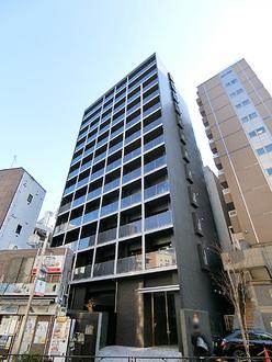 ガーラ・プレシャス渋谷の外観