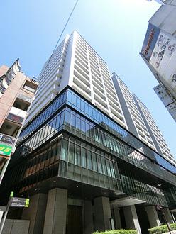 テラス渋谷美竹の外観