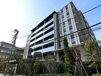 ザ・パークハウス 渋谷南平台の外観