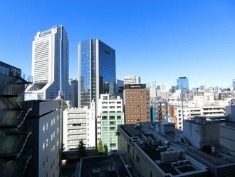 カテリーナ三田タワースイートの外観