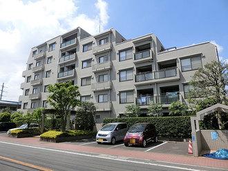 武蔵境パークハウスの外観