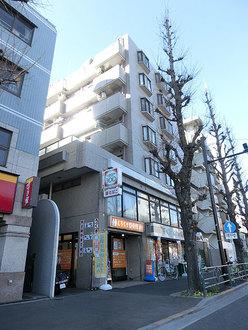 荻窪三丁目シティハウスの外観
