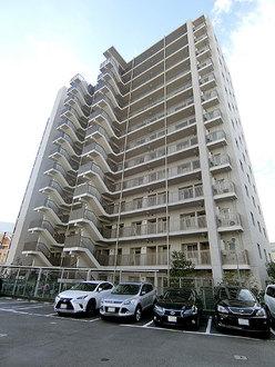 ザ・パークハウス藤沢の外観