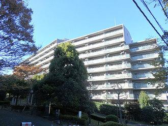 横浜・星の丘ViewCityタウラスルーフ(A棟)の外観