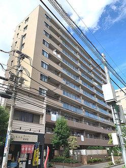 伊勢佐木南パークハウス 弐番館の外観