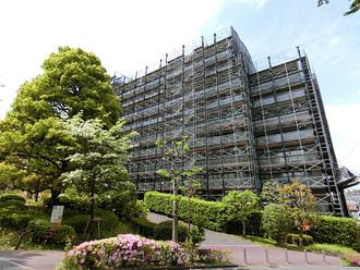 横浜・星の丘ViewCityの外観