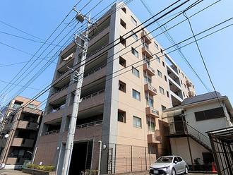 ライフレビュー横濱の外観