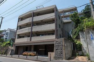 ザ・パークハウス横浜岸谷の外観