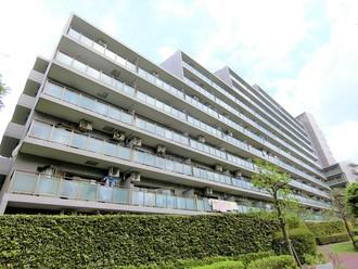 横浜・星の丘ViewCityレグルスルーフ(B棟)の外観