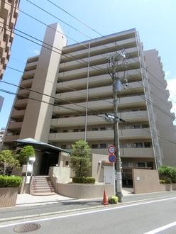 シティコープ横浜阪東橋の外観