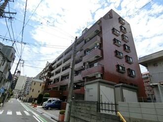 ライオンズマンション横浜第弐A館の外観