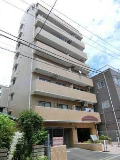 ライオンズマンション横浜第三の外観