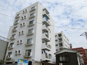 横浜ハイツの外観