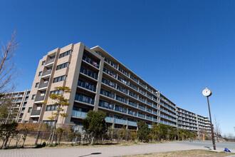 ザ・パークハウス追浜オーシャンフォートの外観