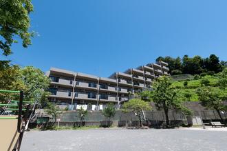 藤和ライブタウン綱島の丘の外観