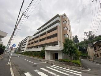 ザ・パークハウス横浜新子安テラスの外観