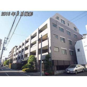 アルス目黒学芸大学弐番館の外観