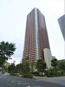 THE KOSUGI TOWERの外観