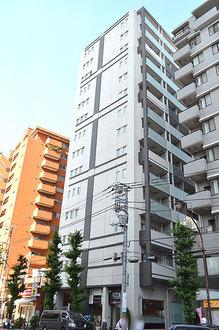 パークハウス文京関口の外観