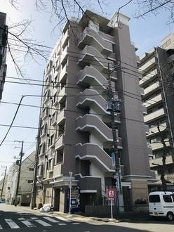 中村橋ダイヤモンドマンションの外観