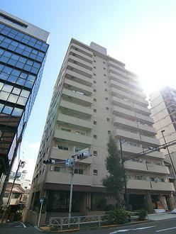 五反田コーポビァネーズの外観