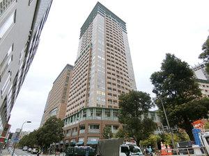 ザ・パークタワー東京サウスの外観