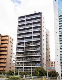 ザ・パークハウスアーバンス東五反田の外観