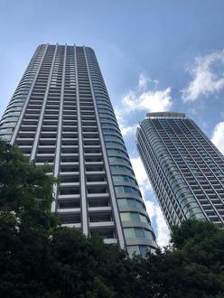 東京ツインパークスの外観