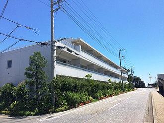 ザ・パークハウス茅ヶ崎東海岸南の外観