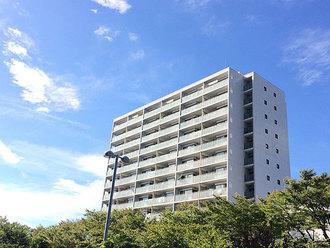 ニューシティ東戸塚アーバンハイツ丘の街の外観